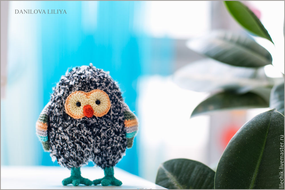 Owlet, Stuffed Toys, Moscow,  Фото №1