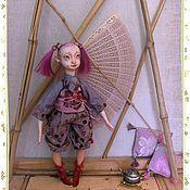 Куклы и игрушки ручной работы. Ярмарка Мастеров - ручная работа Тиен в частной коллекции. Handmade.