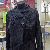 Одежда ручной работы. Ярмарка Мастеров - ручная работа Жакет из каракульчи. Handmade.