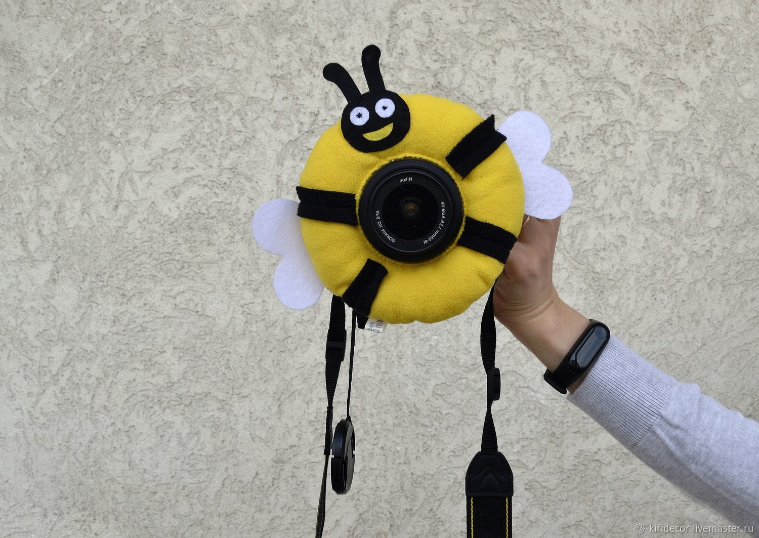Toy for the camera Bee, photo accessories, photo props, Kits for photo shoots, Novosibirsk,  Фото №1