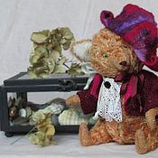 Куклы и игрушки ручной работы. Ярмарка Мастеров - ручная работа Лисёнок Жюль. Handmade.