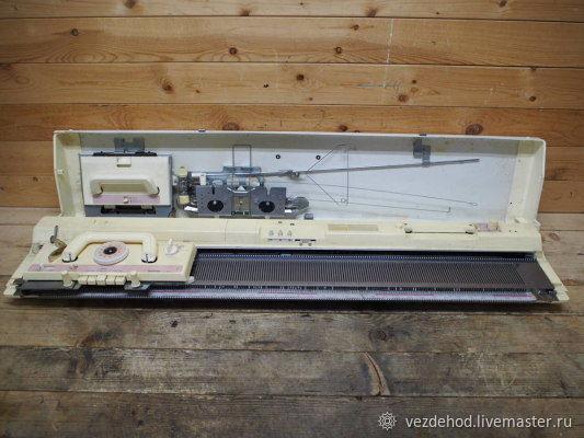 Здесь есть ПАНЧЛЕЙС ! Вязальная машина Brother КН 894 / 840 – купить в интернет-магазине на Ярмарке Мастеров с доставкой