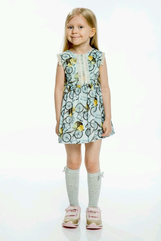 Платье из американского хлопка рост 92