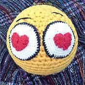 """Подарки к праздникам ручной работы. Ярмарка Мастеров - ручная работа Smile """"Love Ya"""". Handmade."""