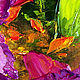 Oil painting Flowers rosemary. Pictures. Zabaikalie. My Livemaster. Фото №6