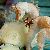 Куклы и игрушки ручной работы. Ярмарка Мастеров - ручная работа Ручная Альпака. Handmade.