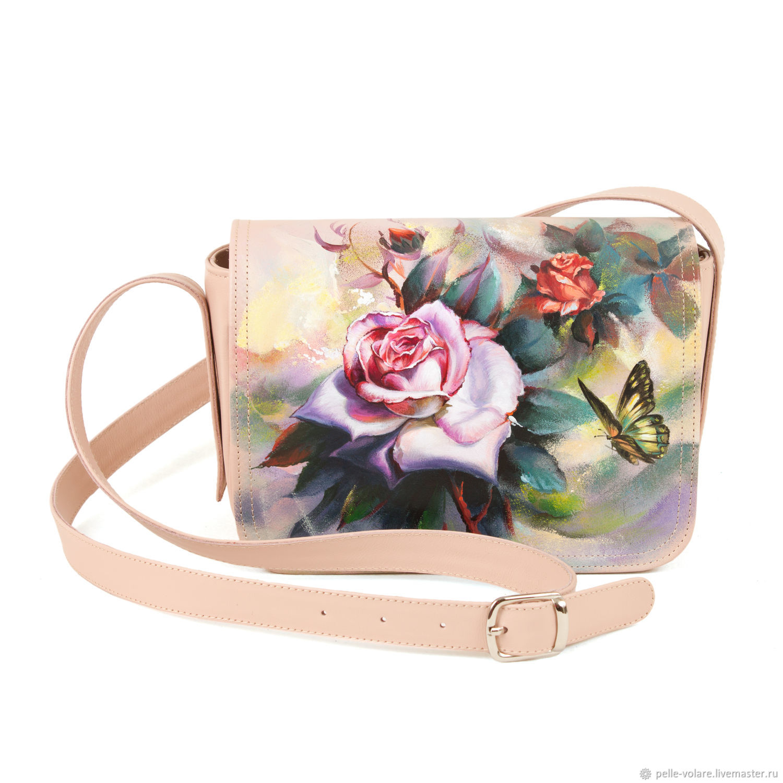 Women's satchel bag 'Rhapsody', Classic Bag, St. Petersburg,  Фото №1