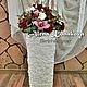 Свадебные цветы ручной работы. Заказать Оформление зала на свадьбу. Алена Конакова флорист-дизайнер. Ярмарка Мастеров. Оформление интерьера