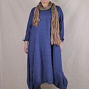 Платья ручной работы. Ярмарка Мастеров - ручная работа Платье Джинсовый стиль. Handmade.