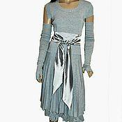 Одежда ручной работы. Ярмарка Мастеров - ручная работа Костюм вязаный. Handmade.
