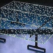 Для дома и интерьера ручной работы. Ярмарка Мастеров - ручная работа журнальный столик звёздное небо 89171332526. Handmade.