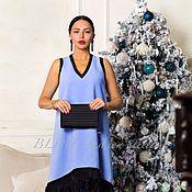 Одежда ручной работы. Ярмарка Мастеров - ручная работа Платье 00293. Handmade.
