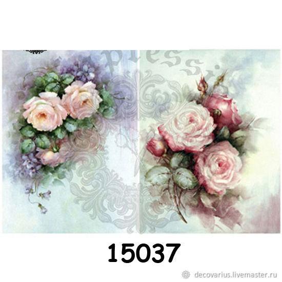 Декупажные карты винтажные розы купить скидки, цены ниже доставка цветов, москва rod/type-6