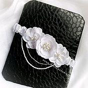 Свадебный салон ручной работы. Ярмарка Мастеров - ручная работа Подвязка невесты ручной работы. Handmade.