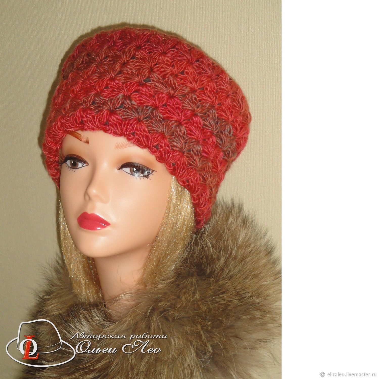 вязаная шапка кубанка иоанна купить в интернет магазине на ярмарке