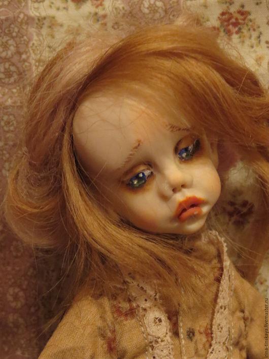 Коллекционные куклы ручной работы. Ярмарка Мастеров - ручная работа. Купить Кристина. Handmade. Комбинированный, красивая кукла