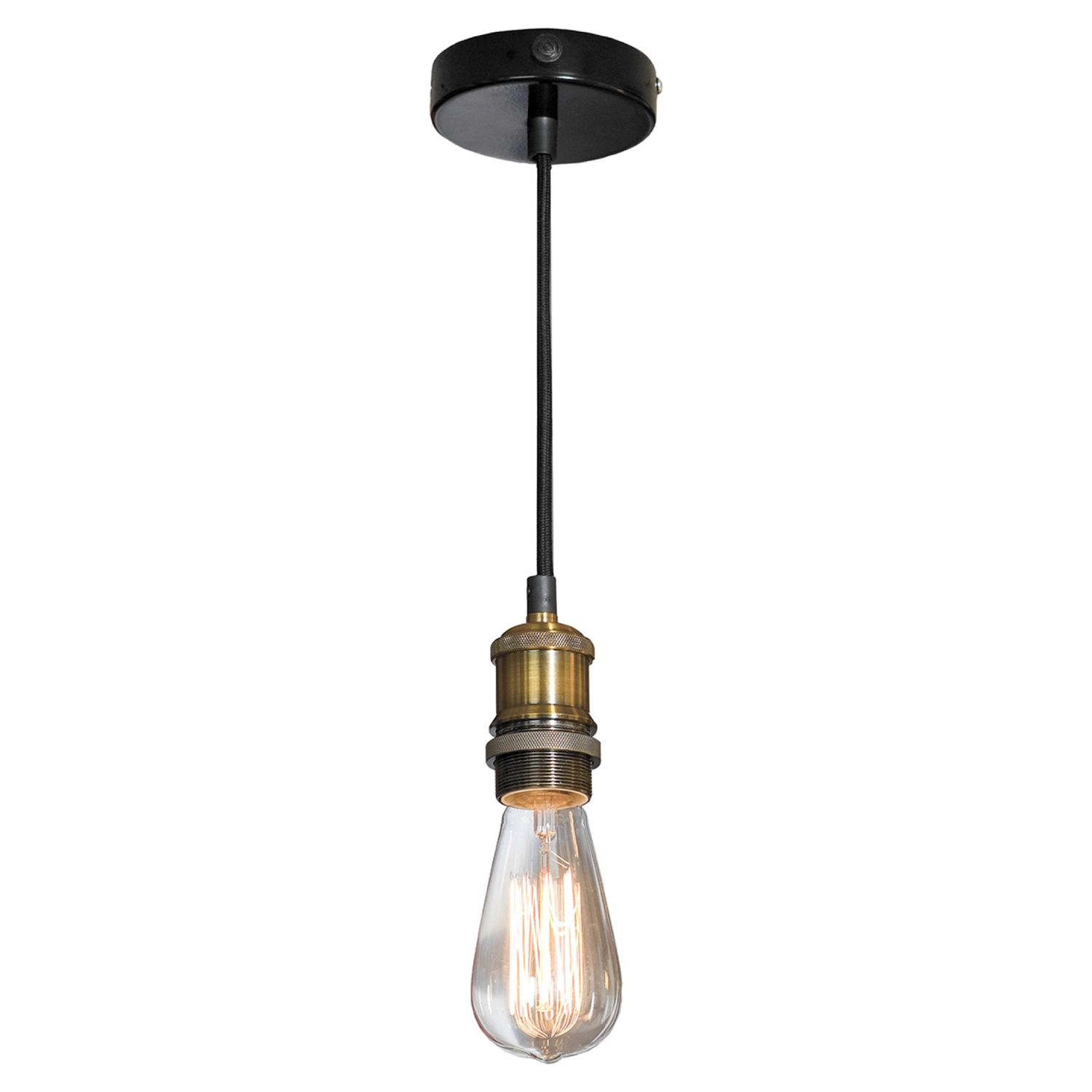 Hanging lamp holder for Edison lamps, Ceiling and pendant lights, Magnitogorsk,  Фото №1