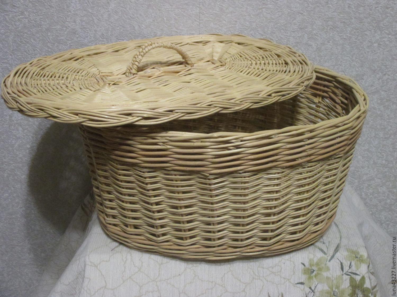Плетение лозы в кирове-чепецке