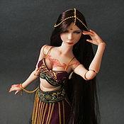 Куклы и игрушки ручной работы. Ярмарка Мастеров - ручная работа шарнирная кукла Кэйлаш. Handmade.