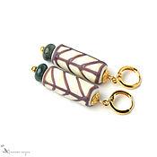 Украшения handmade. Livemaster - original item Ring Earrings Scandinavian Style. Handmade.