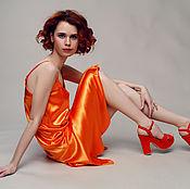 Одежда ручной работы. Ярмарка Мастеров - ручная работа Платье SS`17 Beachwear. Handmade.