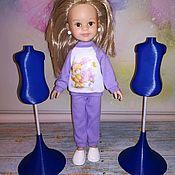 Одежда для кукол ручной работы. Ярмарка Мастеров - ручная работа Манекен на кукол Паола Реина. Handmade.