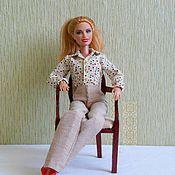 Куклы и игрушки ручной работы. Ярмарка Мастеров - ручная работа Комплект для кукол типа Барби, Лив. Handmade.
