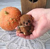 Куклы и игрушки ручной работы. Ярмарка Мастеров - ручная работа Мишутка Дани. Handmade.