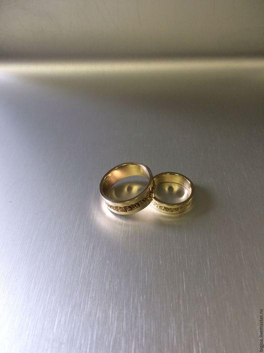 Кольца ручной работы. Заказать кольцо из золота. Авторское кольцо. Необычное кольцо. BigJoe. Ярмарка Мастеров. Купить кольцо дорога, золото 585 пробы.