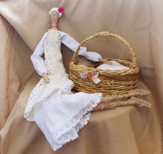 Куклы Тильды ручной работы. Ярмарка Мастеров - ручная работа. Купить Кукла в русском стиле. Handmade. Кукла ручной работы
