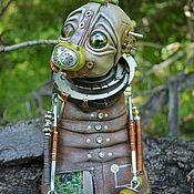 Куклы и игрушки ручной работы. Ярмарка Мастеров - ручная работа Инопланетный странник.. Handmade.
