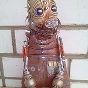 Куклы и игрушки ручной работы. Ярмарка Мастеров - ручная работа Странник.. Handmade.