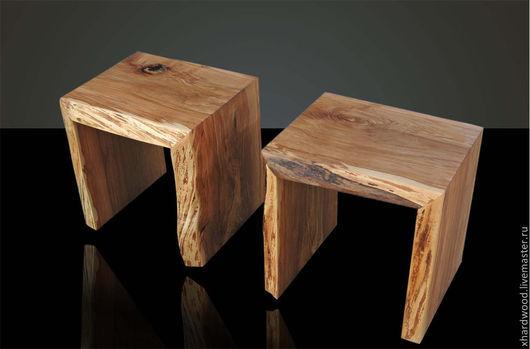 Мебель ручной работы. Ярмарка Мастеров - ручная работа. Купить Подставки элементы дизайна из массива. Handmade. Коричневый, подставки