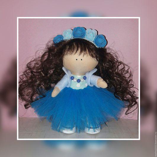 Куклы тыквоголовки ручной работы. Ярмарка Мастеров - ручная работа. Купить Интерьерная кукла. Handmade. Комбинированный, кукла ручной работы