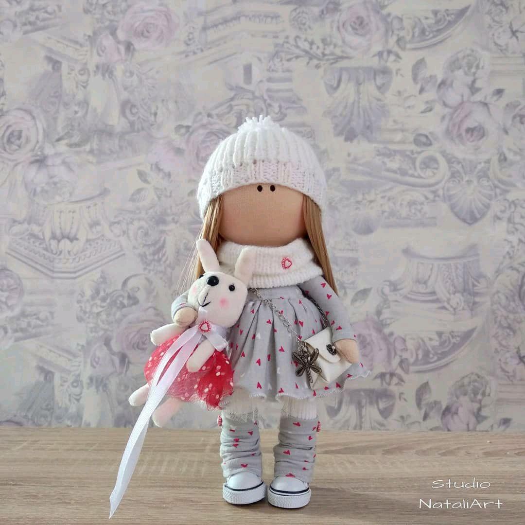 Интерьерная кукла, Тыквоголовка, Гурьевск,  Фото №1