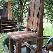 Стулья ручной работы. Ярмарка Мастеров - ручная работа Деревянный стул под старину. Handmade.