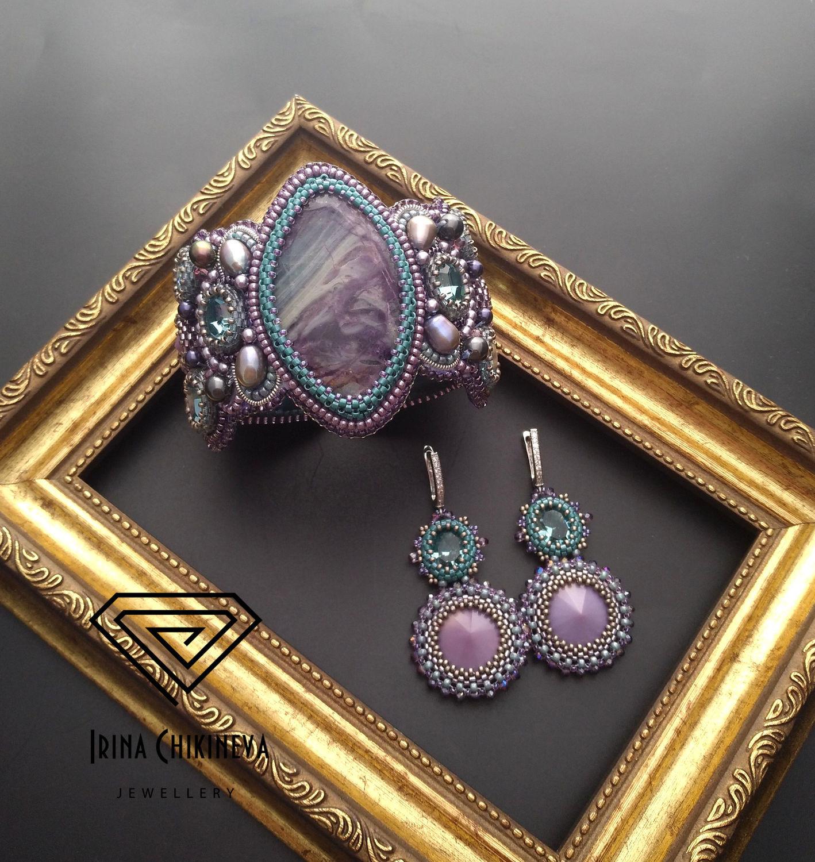 Set 'Heather', Jewelry Sets, Moscow,  Фото №1
