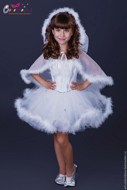Купить Костюм снежинки - белый, снежинка, костюм снежинки ... - photo#24