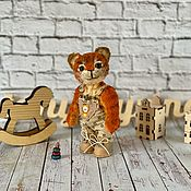 Куклы и игрушки handmade. Livemaster - original item Tiger cub with a pacifier. Handmade.