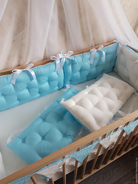 Как сделать простынь на резинке в кроватку