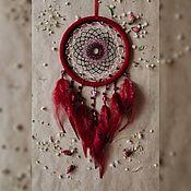 """Ловец снов ручной работы. Ярмарка Мастеров - ручная работа Ловец снов """"Душа Орхидеи"""". Handmade."""