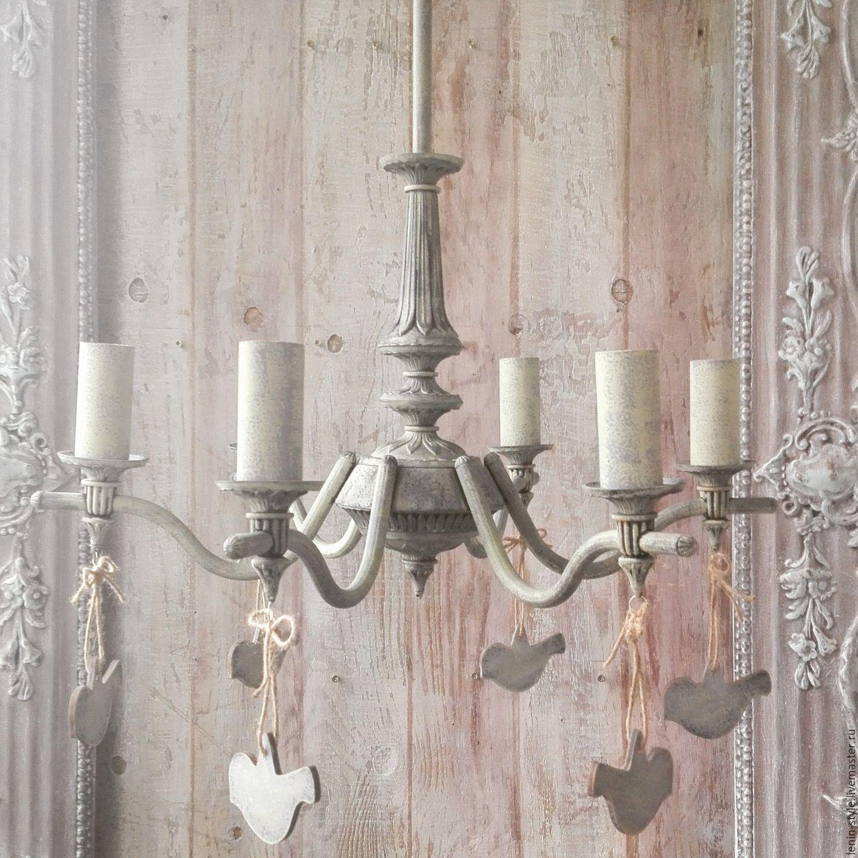 Chandelier provence birds shop online on livemaster with shipping chandelier provence birds leninstyle lenin style arubaitofo Gallery
