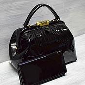 Сумки и аксессуары handmade. Livemaster - original item bag Black night. Handmade.