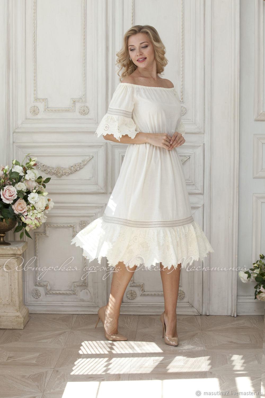 """Платье """"Топленое молоко"""", Платья, Санкт-Петербург,  Фото №1"""