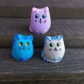 Музыкальные инструменты handmade. Livemaster - original item Kittens-whistles. Handmade.