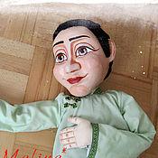 Куклы и игрушки ручной работы. Ярмарка Мастеров - ручная работа Театральная кукла №2 на гапите. Handmade.