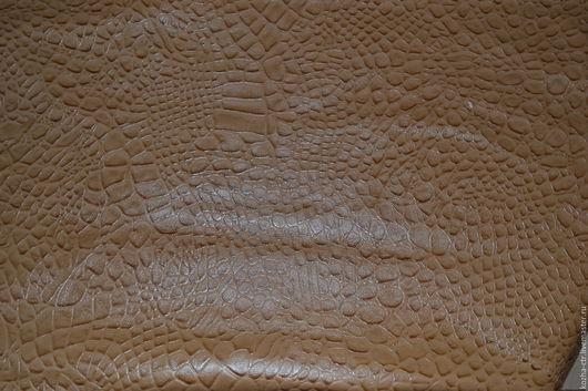 """Шитье ручной работы. Ярмарка Мастеров - ручная работа. Купить МРС светло коричневый  """"рептилия """". Handmade. Бежевый"""