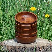 Для дома и интерьера handmade. Livemaster - original item Pine Wooden Plates (5#14. Handmade.