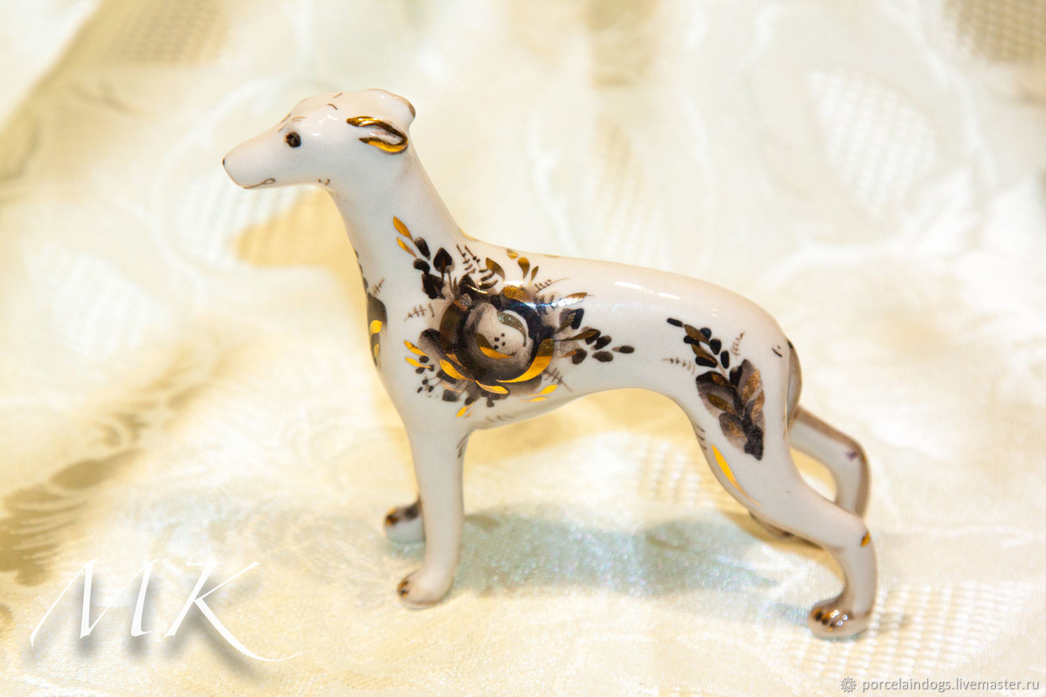 Whippet, Figurines, Moscow,  Фото №1