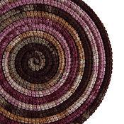 Украшения ручной работы. Ярмарка Мастеров - ручная работа Украшение на шею Lasso Sherbet вязаное колье шарф бусы. Handmade.